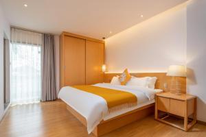 Nineteen Apartment Hotel Guangzhou, Apartments  Guangzhou - big - 45