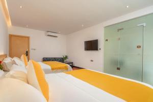 Nineteen Apartment Hotel Guangzhou, Apartments  Guangzhou - big - 3
