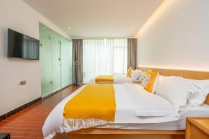 Nineteen Apartment Hotel Guangzhou, Apartments  Guangzhou - big - 4