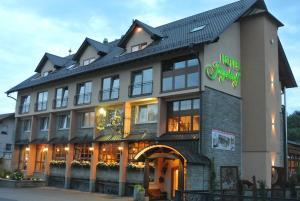 3 hvězdičkový hotel Jägerhof Weibersbrunn Německo