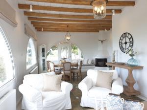 Villa with sea view Antiparos Greece