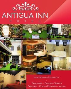 Hotel Antigua Inn - Antigua Guatemala