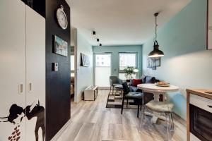 MH ArtHouse Apartment Szczecin