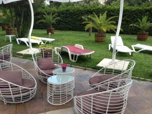 Flamingo Hotel -Inclusive light