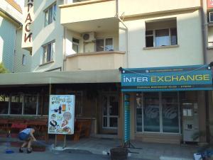 Krasi Hotel, Hotels  Ravda - big - 29