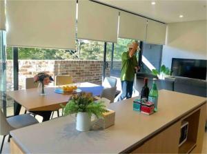 Mezzo · Tranquil Modern City 3BD&3Bath Home Free Parking - Glebe
