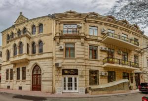 Отель Deniz Inn City, Баку
