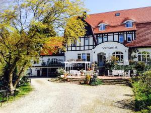 Romantisches Ferienzimmer 9 - [#68493] - Ahrensbök