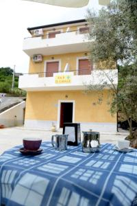 Il Casale, Bed and Breakfasts  Maierà - big - 6