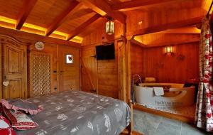 B&B Solder Chalet Dolomiti, Bed and breakfasts  Sappada - big - 24