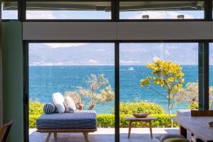 LEFKON VILLA by the Sea! Achaia Greece
