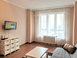 Сozy apartment 2 min. from the metro Demeevskaya