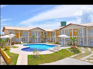 Casa no Residencial Mont Hebron - Porto Seguro