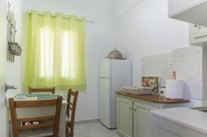 Pounentes house Antiparos Greece