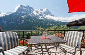 Derby Swiss Quality Hotel, Отели  Гриндельвальд - big - 38