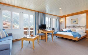 Derby Swiss Quality Hotel, Отели  Гриндельвальд - big - 57