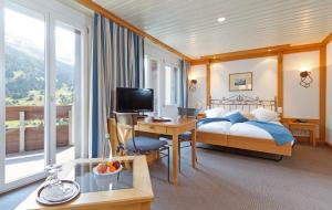Derby Swiss Quality Hotel, Отели  Гриндельвальд - big - 51