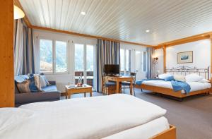 Derby Swiss Quality Hotel, Отели  Гриндельвальд - big - 49