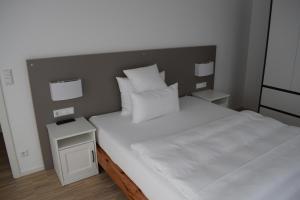 Warum-ins-Hotel Boardinghouse Pestalozzi, Guest houses  Heilbronn - big - 26