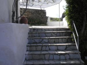 Margarita's House Andros Greece