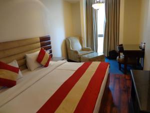 Hotel Aura, Отели  Нью-Дели - big - 68