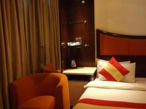 Hotel Aura, Отели  Нью-Дели - big - 24