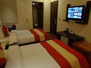 Hotel Aura, Отели  Нью-Дели - big - 20
