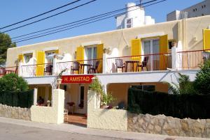 Amistad, Guest houses  Paguera - big - 34