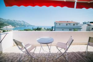 Lux Apartments Nadja, Apartmanok  Budva - big - 18