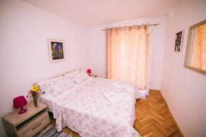 Lux Apartments Nadja, Apartmanok  Budva - big - 21