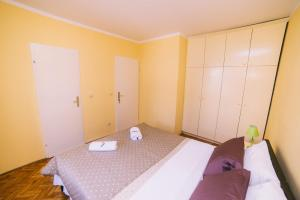 Lux Apartments Nadja, Apartmanok  Budva - big - 23