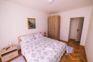 Lux Apartments Nadja, Apartmanok  Budva - big - 40