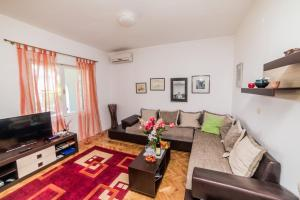 Lux Apartments Nadja, Apartmanok  Budva - big - 43