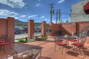 Downtown Durango COndo J303, Prázdninové domy  Durango - big - 41