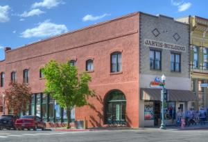 Downtown Durango COndo J303, Prázdninové domy  Durango - big - 38