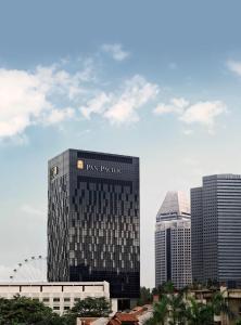 Pan Pacific Serviced Suites Beach Road, Сингапур