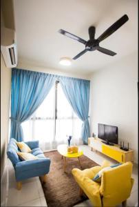 Educity Legoland Eco Nest Cozy Home 2BR For 4 Pax - Hock Lam Village