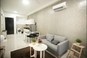 2BR 4pax Educity Eco Nest Modern Family suites - Hock Lam Village