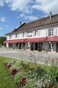 Accommodation in Montagnieu