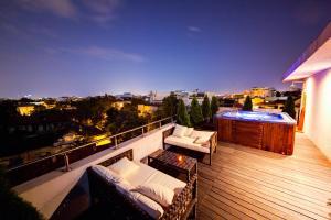 Sarroglia Hotel, Hotels  Bukarest - big - 45