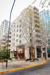 Tempo Rent Apart Hotel, Residence  Santiago - big - 23