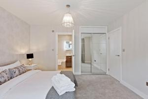 Stylish and Modern 2 Bed apt in Queens Park, Apartmány  Londýn - big - 63