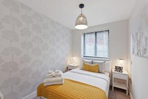 Stylish and Modern 2 Bed apt in Queens Park, Apartmány  Londýn - big - 62