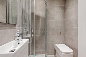 Stylish and Modern 2 Bed apt in Queens Park, Apartmány  Londýn - big - 41