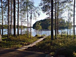 Holiday Home Lomatalo laurinniemi, Nyaralók  Luikonlahti - big - 61