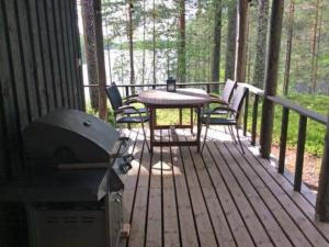 Holiday Home Lomatalo laurinniemi, Nyaralók  Luikonlahti - big - 51