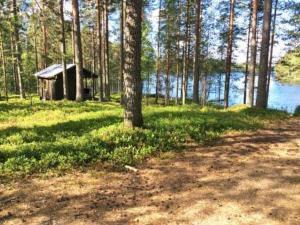 Holiday Home Lomatalo laurinniemi, Nyaralók  Luikonlahti - big - 48