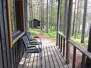 Holiday Home Lomatalo laurinniemi, Nyaralók  Luikonlahti - big - 42