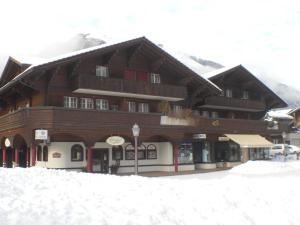 Kronenplatz 7 # 3 - Apartment - Lenk