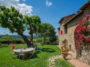 Locazione turistica Badia a Passignano.3